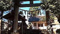 成宗白山神社 東京都杉並区成田東