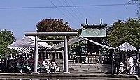真清田神社 愛知県一宮市真清田のキャプチャー