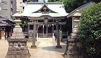 綾瀬稲荷神社 東京都足立区綾瀬のキャプチャー