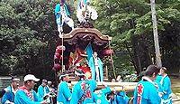 御机神社 大阪府四條畷市南野のキャプチャー