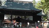 象山神社 長野県長野市松代町松代のキャプチャー