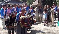長倉神社 三重県四日市市大矢知町のキャプチャー