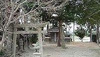入野神社 京都府京都市西京区大原野上羽町