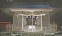 十二所神社 神奈川県横須賀市芦名