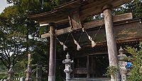 高座神社 兵庫県丹波市山南町谷川