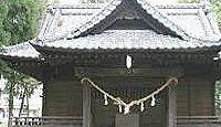 河江神社 - 竹崎季長が創建した住吉宮、加藤清正が神領寄進、明治期に近郷の小祠を合祀