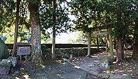 賣沼神社 鳥取県鳥取市河原町曳田のキャプチャー