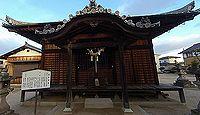 嚴島神社 岡山県総社市真壁