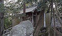 元伊勢「桑名野代宮」伝承地の一つである野志里神社(桑名市多度町下野代)