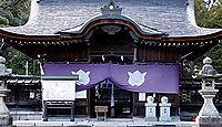三尾神社 - 「うさぎ」で有名な卯年生まれの守護神、境内には朝瓜祭の日御前神社も鎮座