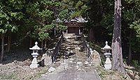 山王神社 兵庫県加東市厚利