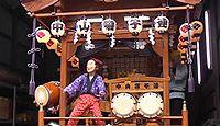 加治神社 埼玉県飯能市中山吾妻台のキャプチャー