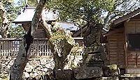 勝日高守神社 島根県安来市広瀬町富田のキャプチャー