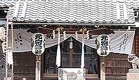 元宿神社 東京都足立区千住元町