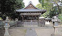 角宮神社 - 式内・名神大社の論社、賀茂氏の祖である火雷神を祀る井ノ内の産土神