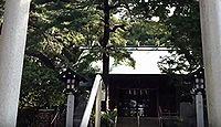 用賀神社 東京都世田谷区用賀のキャプチャー