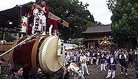 八幡大神社 東京都三鷹市下連雀のキャプチャー