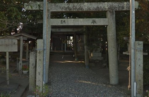 櫛田神社 三重県松阪市櫛田町のキャプチャー