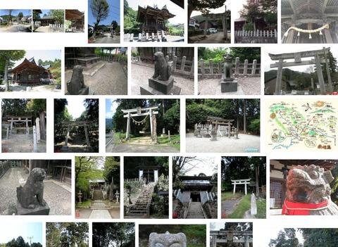 十六柱神社 兵庫県朝来市和田山町林垣1285