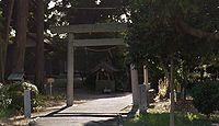 利神社 静岡県掛川市下俣南のキャプチャー