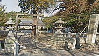 五十鈴神社(甲賀市) - 水口宿の西見付、一里塚が残される、元伊勢の候補地の一つ