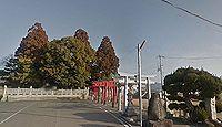 祝田神社 兵庫県たつの市揖西町清水