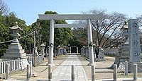 白山神社 愛知県春日井市二子町