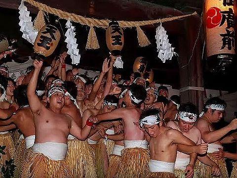 静岡県の重要無形民俗文化財