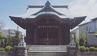 杉山神社 神奈川県横浜市神奈川区片倉