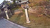 八代宮 - 懐良親王の墓所の近くに、明治期に創建される建武中興十五社の一社