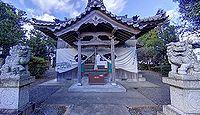 矢椅神社 三重県鈴鹿市柳町
