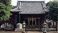 赤塚諏訪神社 - 赤塚たんぼと呼ばれる穀倉地帯の鎮守で田遊びが有名な東京・板橋の古社