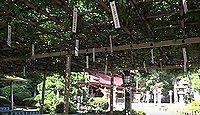 金蛇水神社 - 商売・金運の大神、5月例祭期間中に牡丹祭り、7月に七夕あじさい祭り