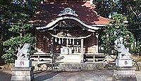 諏訪明神(相模原市) - 戦国期の創建も、式内論社の指摘、8月例祭には県市指定の獅子舞