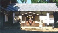 岡太神社 三重県鈴鹿市岡田