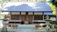 大歳神社(飛騨市) - 式内社「阿多由太神社」の論社・中宮神社を合祀した国史見在社