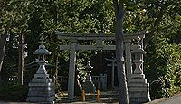 楢本神社 石川県白山市宮丸町