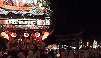 諏訪神社(唐津市) - マムシと鷹の因縁ある社、豊臣秀吉も戦勝祈願、11月に浜崎くんち