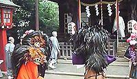 江古田氷川神社 東京都中野区江古田のキャプチャー