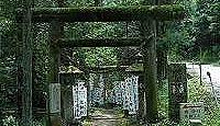 荒神社(高山市) - かつては女人禁制の聖地、夫婦杉と、4年に1度閏年のあまざけ祭り