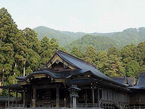新潟県の神社のキャプチャー