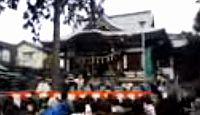 杉山神社 東京都町田市つくし野のキャプチャー