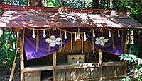 伊多弓神社は阿伎留神社 東京都あきる野市五日市の境内社
