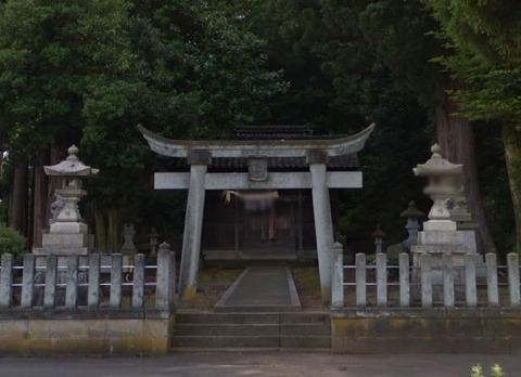 岡太神社 福井県越前市岡本町のキャプチャー