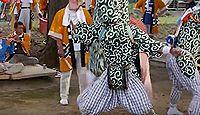 六所神社 千葉県印旛郡酒々井町墨