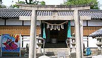 加太春日神社 和歌山県和歌山市加太のキャプチャー