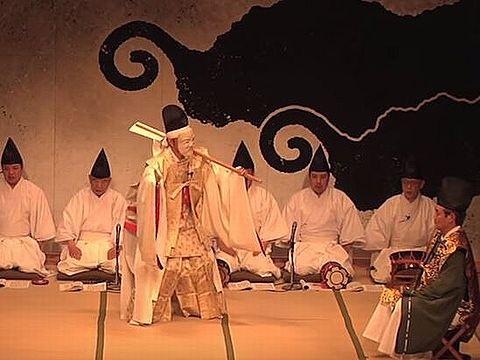 島根県の重要無形民俗文化財