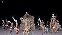 重要無形民俗文化財「南薩摩の十五夜行事」 - 網引きなどの特殊な行事、集落あげて盛大に