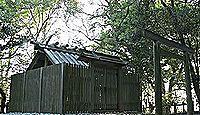 粟皇子神社 - 神宮125社、内宮・摂社 スサノヲの娘、宗像三女神を祀る海岸守護