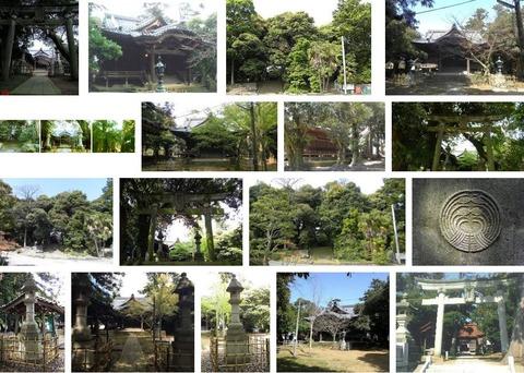 忌浪神社 石川県加賀市弓波町のキャプチャー